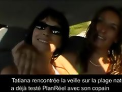 French Amateurs pt5 End Lesbian Couple