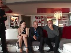 Nikita Bellucci sucks a dick passionately and takes it in her pussy