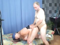 Older Couple Fuck