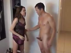 Brother, Creampie, Penis, Skinny, Small Tits, Tease