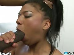 All, Big Cock, Blowjob, Ebony, HD, Huge