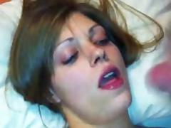 Cuck wife cum swallow