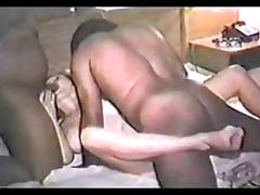 Wife in a gangbang