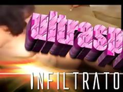 Ultra Erotica :Infiltrator Brazil