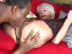 Mature Slut with BBC