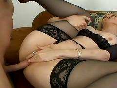 All, Anal, Stockings