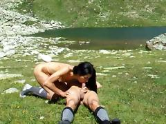 Outdoor BJ amd Fuck by ahcpl