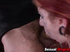 Sex ### toyed n gagged