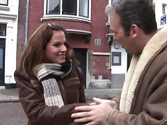Dutch man takes young girl
