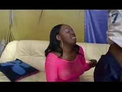 Jazzy lixx drilled hard by that black cock14