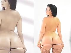 Big Ass, Ass, BBW, Big Ass, French