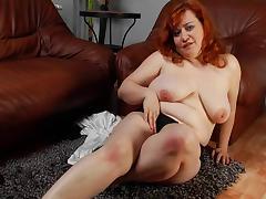 big mom Arina masturbate 2
