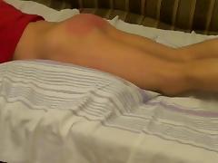Gay amateur spank