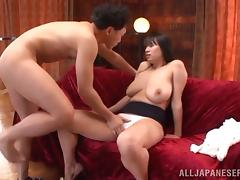 Libidinous queen of seduction needs to have her pussy licked then slammed
