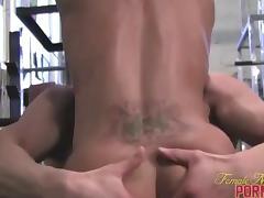 Acrobatic, Ass, Ass Licking, Big Ass, Big Tits, Blowjob
