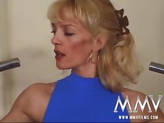 MMVFilms Video: Taking 2 At The Gym