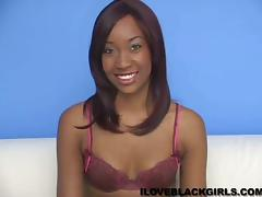 Hardcore solo sex video with ebony bitch called Envy