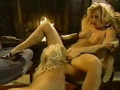 Amber Lynn, J.R. Carrington, Holly Body in classic fuck video