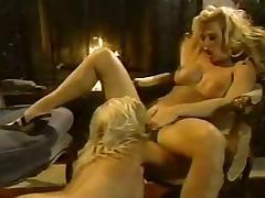 Amber Lynn, J.R. Carrington, Holly Body in classic fuck video