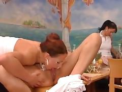 Orgy with young girls - 4