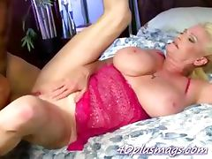 Big tits mature wife hard banged