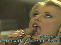 Sandra Russo Swallowing Compilation