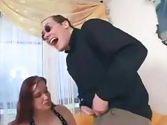 Plump slut-mom from street