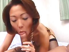 Mature Jaopanese wife banged
