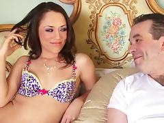 BBC is the key to orgasm for slender pornstar Kristina Rose