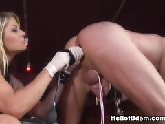 Mistress Nicolette in Bdsm Scene