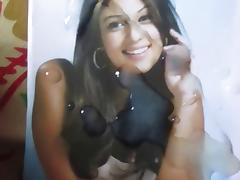 Sexy Nayanthara Jizzed