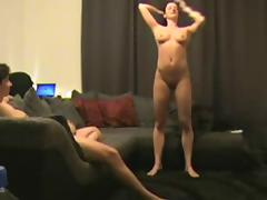 Wife get cuckhold while husband film