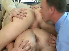 Ben Patrick, Jason Pitt and Ken Mack threesome