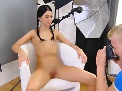 Lilah in Photo Session gets fucked