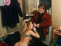 Cicciolina, Baby Pozzi, Gabriella Mirelba in classic fuck scene