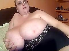 bbw monster titz & mega clit
