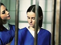 Prison, Erotic, Jail, Lesbian, Prison, Reality