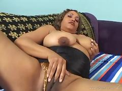 Big titted Kira gets pinned doggystyle after superb blowjob and titjob in POV