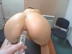 girl BABE WITH NICE ASS FUCKED IN THE ANAL