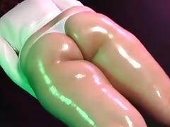 Japanese BBW dancing 01