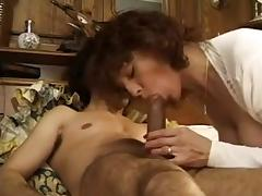 Busty mature slut gets fucked rally hard