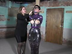 Bound, BDSM, Bondage, Bound, Latina