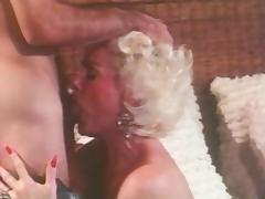 Vintage big boobs mature