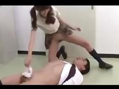 Asian girl-Mistress and slavetoy