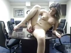 Using homemade masterbation toys on my wet pussy