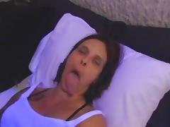 big load on a long tongue