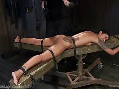 Skin Diamond Squirting Punishment