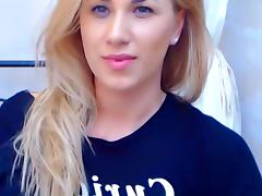 Solo, Blonde, Solo, Webcam