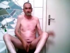 Headshave & Masturbation