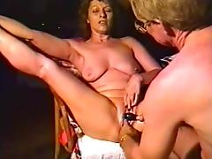 homevid made in the 70's. but incredibly horny